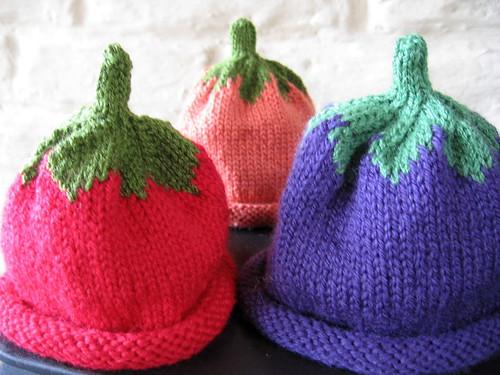veggie hats