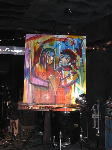 On Stage Art