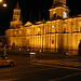 Night photo in Arequipa