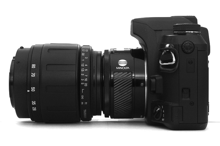 Reverse-Lens Macro Photography [tutorial]   Stephen Elliot