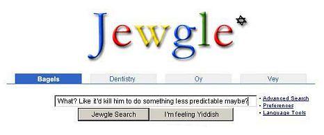 Jewgle
