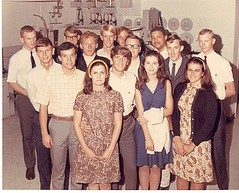 Photography Students Late 1960s (Library @ Randolph Community College) Tags: north carolina asheboro randolphcommunitycollege randolphindustrialeducationcenter