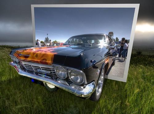 Out of Frame '65 Impala
