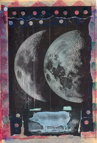 The Pig Who Fell in Love With the Moon