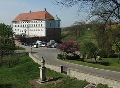 Zmek s muzeem (zwire) Tags: polsko