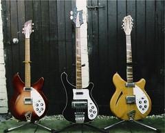 Rickenbackers (graguitar) Tags: music bass guitar 330 instrument ricky rickenbacker 4001 vintageguitar 36012