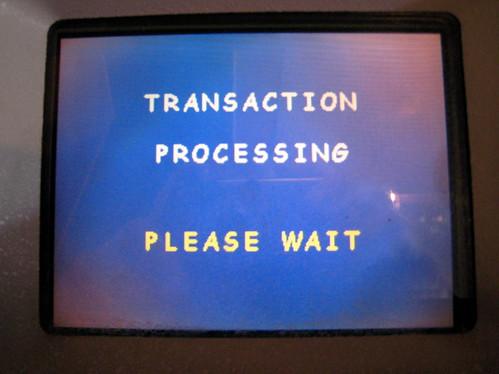 Canadian Cashpoints, Bah!