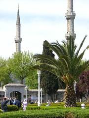 May 01 2007 005 (WhereForArt) Tags: turkey istanbul bluemosque topkapipalace hagiasofia whirlingdervish ayasofya