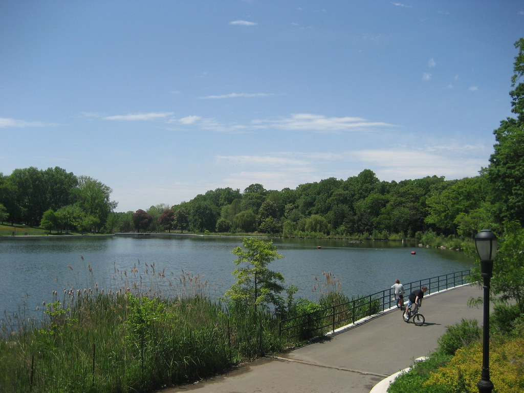 NYC - Queens - Flushing: Kissena Park