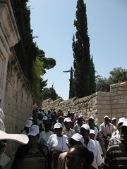 African Group on Mt of Olives_2215