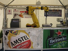 Robot Barmaid (elyob) Tags: spain cabo lamanga marmenor