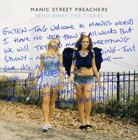 manic street preachers - Send Away the Tigers