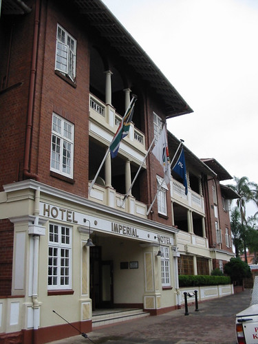 Imperial Hotel, Pietermaritzburg