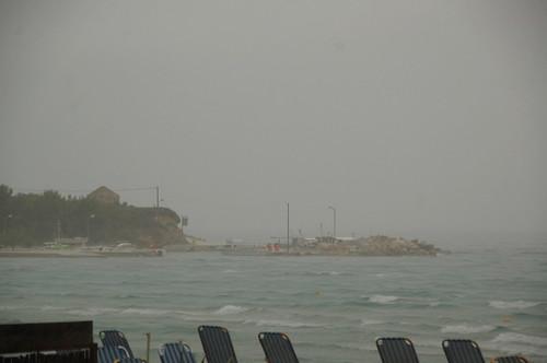 Storm Over Tsilivi