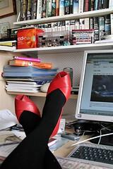 FUTAB 1 (Red Snapper9) Tags: stone dancingfeet itsfriday futab feetuptakeabreak