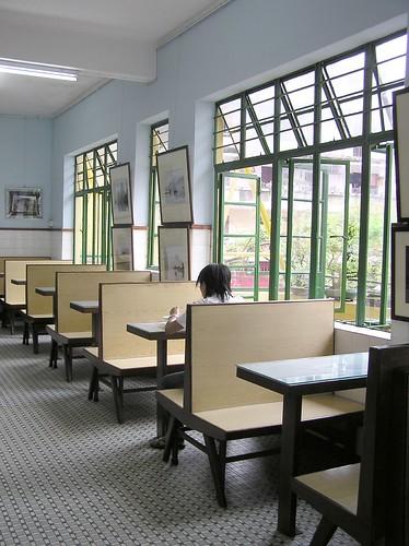 Macau Long Wa tea house