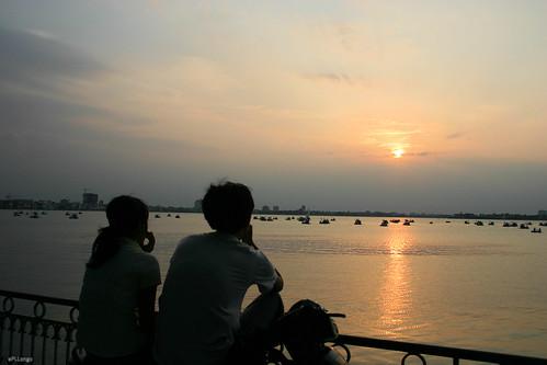 Silent Sunset