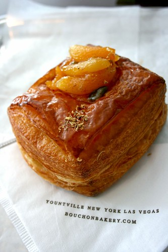 Apricot Elderflower Danish