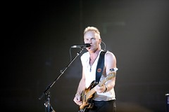 The Police Dress Rehersal - Vancouver