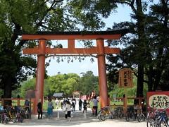 2007.5.27 上賀茂神社3 手作り市2