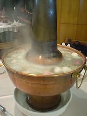 [吃] 圍爐酸菜白肉火鍋 (3)