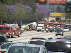 accident 1 (Fun Monitor) Tags: accident freeway 60 fatal caraccident pomonafreeway