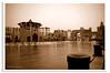 Al-kout [Sepia] (Hussain Shah.) Tags: fountain sepia mall d50 nikon kuwait 1855mm nikkor fahaheel alkout aplusphoto