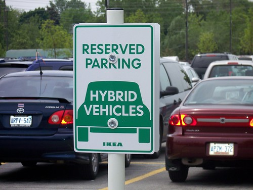 Hybrid Parking only