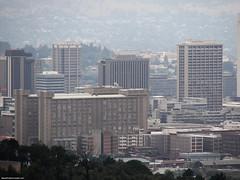 Pretoria at a distance
