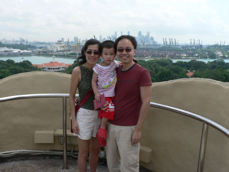 Merlion Head