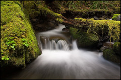Where Fairies Live.... (realkuhl) Tags: copyright water oregon john rocks all  rights slowshutter refreshing reserved tranquil columbiarivergorge facebook naturesfinest lehmkuhl superaplus aplusphoto landscapephotograph realkuhl johnlehmkuhlcopyright2007allrightsreserved