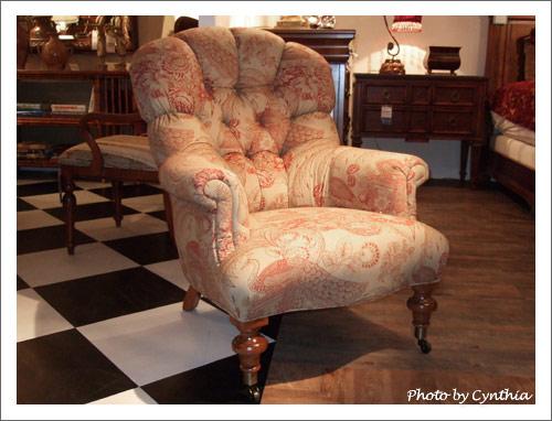 伊莎艾倫女主人椅之五