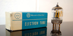 Western Electric 396A (towert7) Tags: d50 vacuum tubes electron valve audio westernelectric 396 2c51 396a we396a