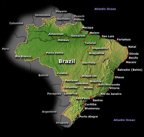 Interactive Worlds: Jigsaw Brazil