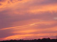 sky2 of Sept 2004 (redagainPatti) Tags: mississippi sunsetsunrise skyandlight redagain