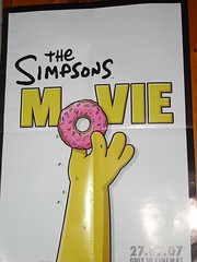 My Simpson's movie poster