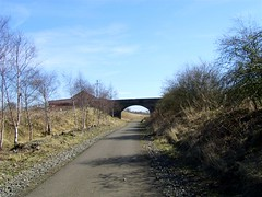 Airdrie Bathgate railway walk (Lidwit) Tags: abandoned nature walking landscape geotagged cycling scotland countryside walk north scottish railway route national cycle disused network loch 75 bridgend airdrie hillend lanarkshire ncn bathgate ncn75 caldercruix