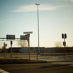 up with people - ttcw (lolitanie) Tags: light sky streets denmark crossing danmark aalborg throughthecarwindow lolitanie jmluneau ttcw