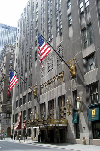 NYC: Waldorf Astoria