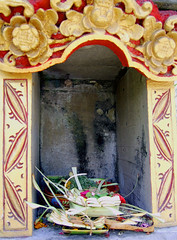 Offerings (Igogomez) Tags: bali indonesia ubud offerings