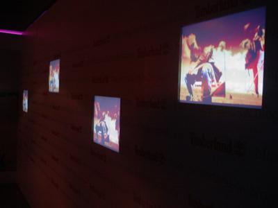 Timberland 2007 春夏時尚術科影音部落格 on Air記者會