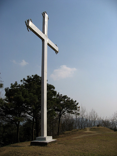 Cross, Gamgok Cathedral