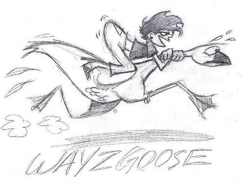 wayzgoose 2007
