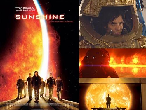 poster de alerta Solar Sunshine