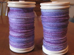 Violet BFL - finished