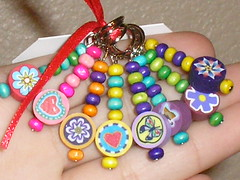 Stitch Markers from Laura