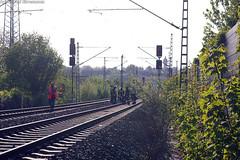 Mann von Zug erfasst 22.04.07
