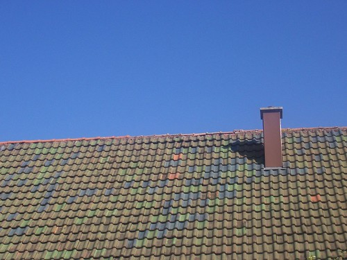 Roof of many colors