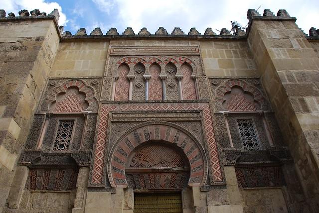 puerta de palacio