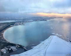 Amazing View (Wendy Longo photography) Tags: above sky water airplane island hotel flying bravo view puertorico song marriot amazingview wtl supershot colorphotoaward holidaysvacanzeurlaub